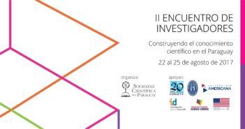 Éste martes inicia el II Encuentro de Investigadores de la Sociedad Científica del Paraguay