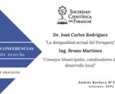 Se llevó a cabo el II ciclo de conferencias con temas del área social